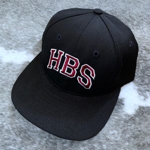 Vintage Harvard Business School SnapBack Hat